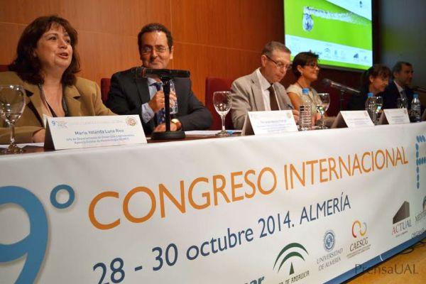 congreso climatologia UAL