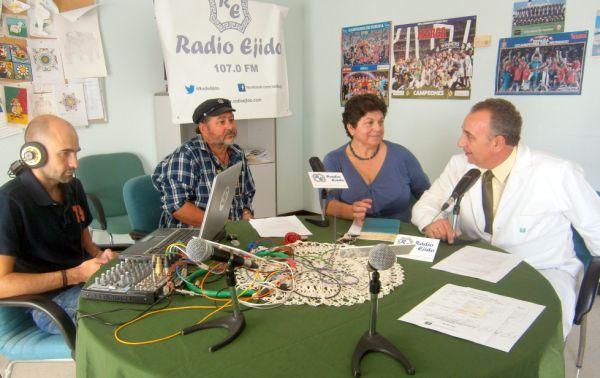 programa de radio salud mental