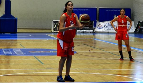 Baloncesto Liga Femenina 2 CB Almería