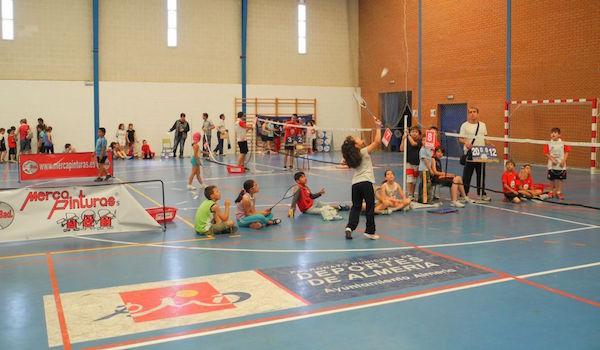 Promoción del deporte en Almería