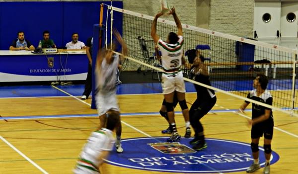 Voleibol Unicaja Almería Superliga