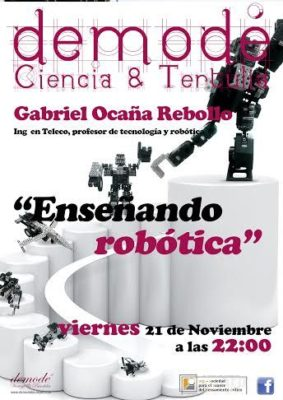 Cartel robotica