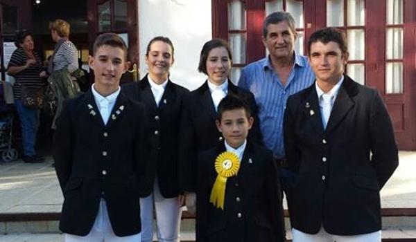 Liga de Almería campeón de El Ejido