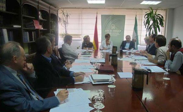 Comisión provincial riesgos laborales
