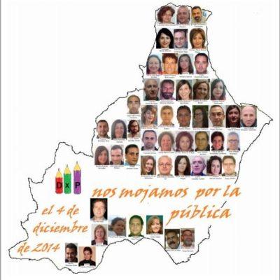 Docentes por la Pública inicia la cuenta atrás para presentarse a las elecciones sindicales