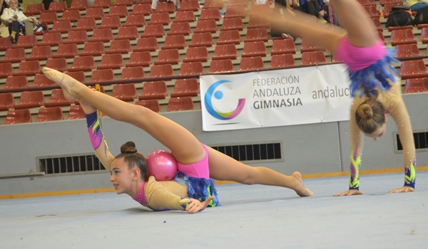 Campeonato de Andalucía Gimnasia Rítmica