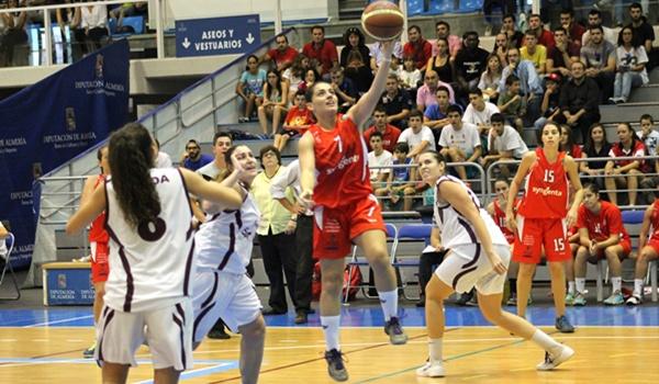 Liga Femenina 2 baloncesto