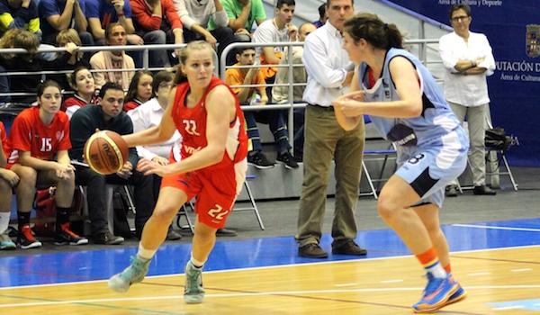 CB Almería Liga Femenina 2 Baloncesto