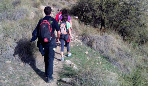 Deportes en la Naturaleza de Diputación de Almería