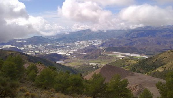 Almería por el clima