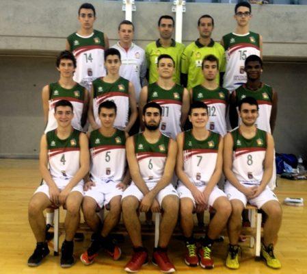 Campeonato de Andalucía baloncesto cantera