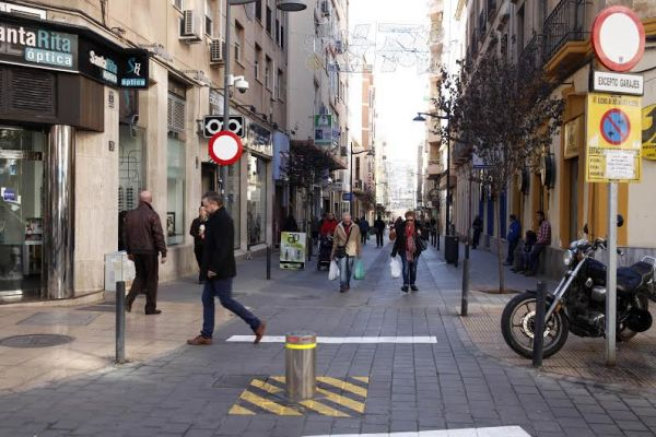Almería Tráfico