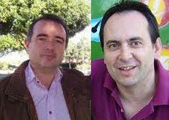 Foto de Enrique de Amo y Juan García