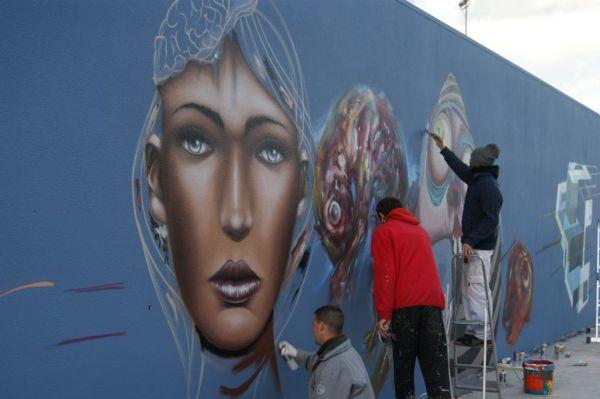 Grafiti Vícar, Hip Hop Street