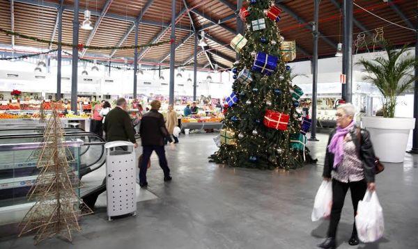 Mercado Almería