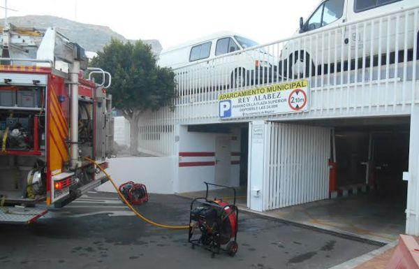 Parking Mojácar