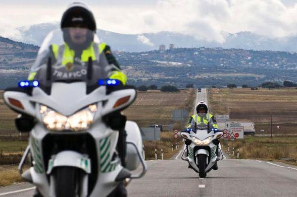 Tráfico moto