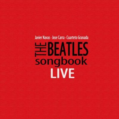 Portada de LIVE, primer trabajo de The Beatles Songbook