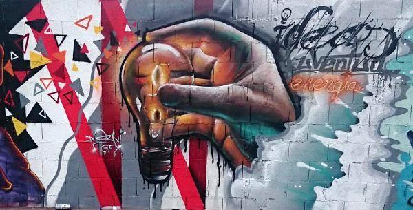 Nauni graffiti