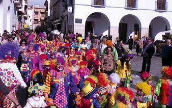 Cartel carnaval Berja