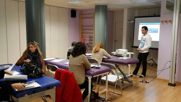 Curso fisioterapia