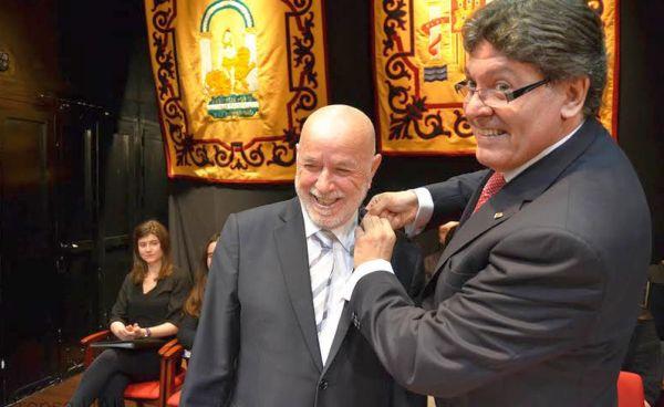 Nombramiento Pedro Molina Albox