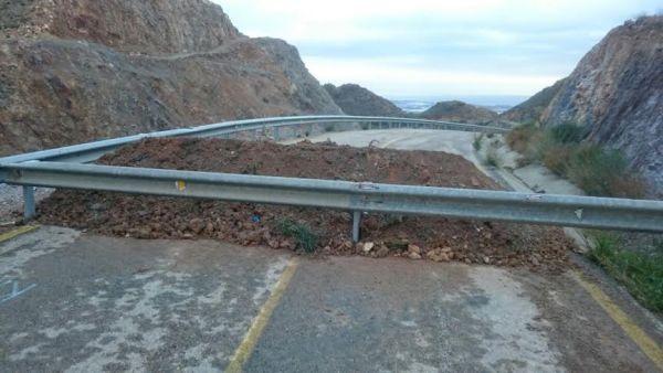 Carretera Pulpí
