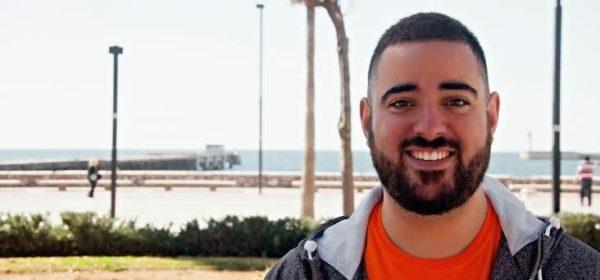 Juan D. Gómez Montoya, candidato a las primarias en Ganemos Almería