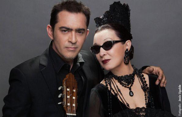 Martirio y Raul Rodríguez