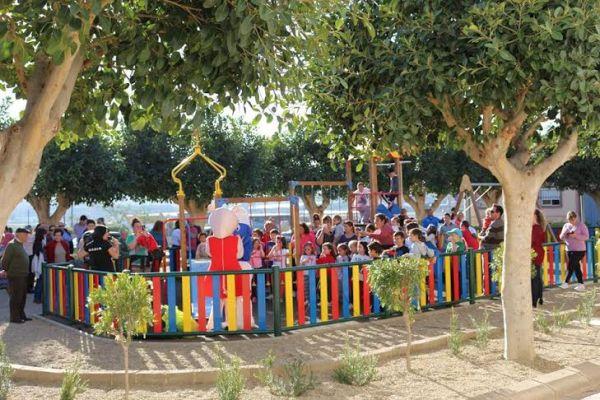 Parque infantil de Pechina