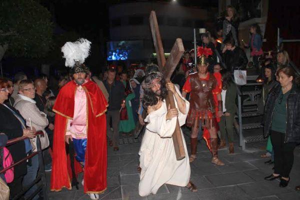 Pasión de Cristo en Gádor