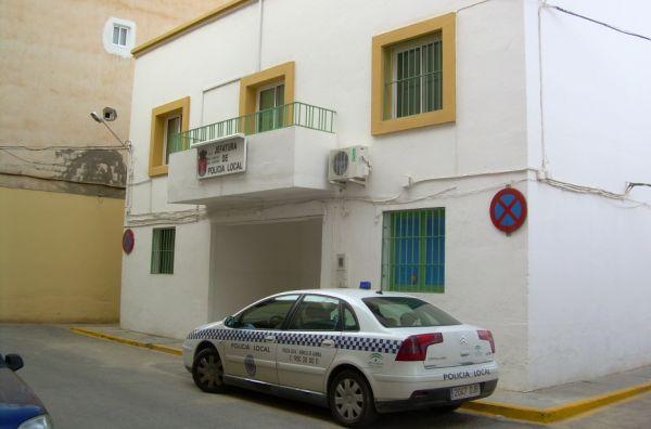 Policia local huércal