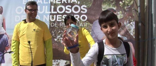 Los jóvenes, principales destinatarios de la campaña medioambiental
