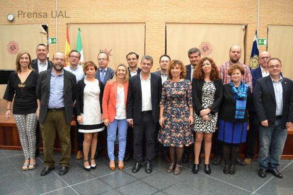 Equipo rector UAL