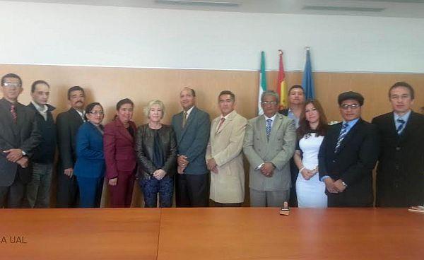 Profesores ecuatorianos