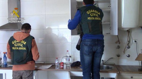 Registro Guardia Civil