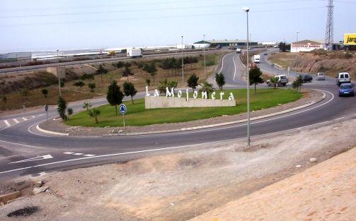 Corte de tráfico en la carretera de La Mojonera por trabajos de pavimentación desde el lunes