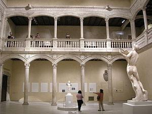 Patio de Honor Castillo de Vélez Blanco