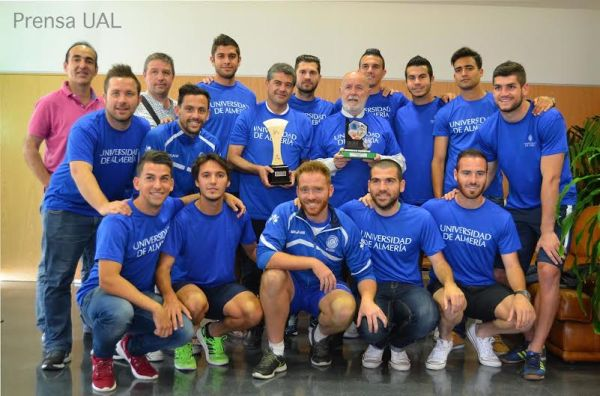 Trofeos futbol UAL