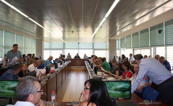 Consejo de Gobierno UAL