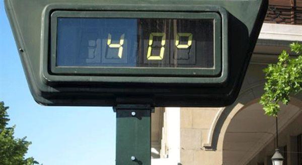 termómetros 40 grados
