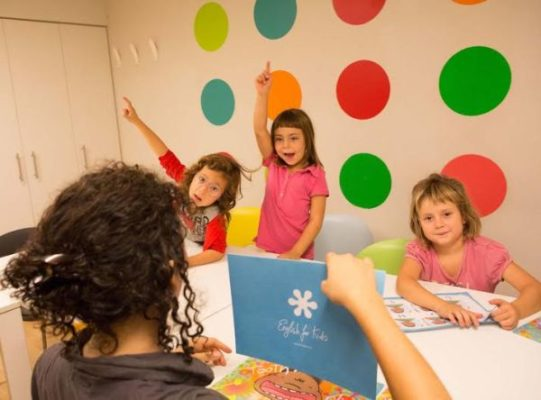 Kids&Us, una nueva forma de aprender inglés, desembarca en Almería