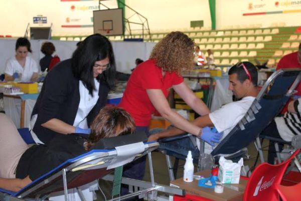 Donación sangre