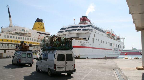 Termina la fase de salida de la OPE con un aumento del 2% de vehículos y pasajeros en Almería