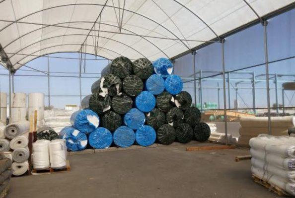 Plásticos invernadero