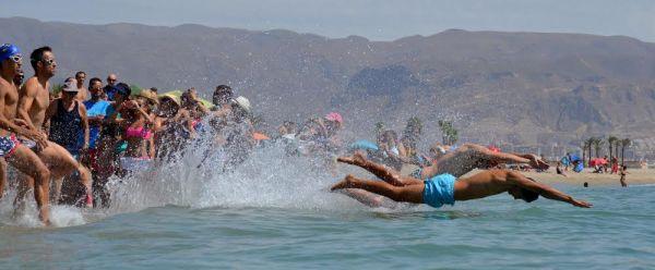 Celia Núñez gana el Rally Fotográfico de las 100 horas de Roquetas de Mar