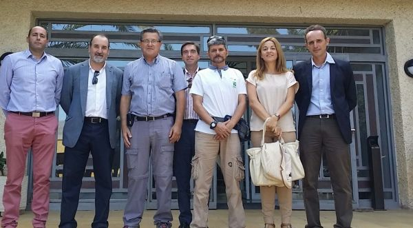 Delegación chilena en Ifapa