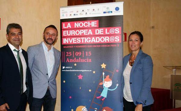 Ayuntamiento, Junta de Andalucía y UAL están implicadas en el evento
