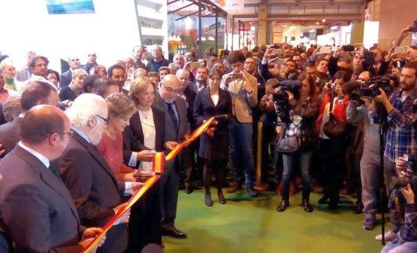 Inauguración Fruit Attraction