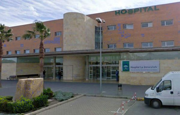 Hospital Inmaculada. Huércal-Overa